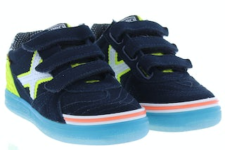 Munich 1514104 navy yellow 330310025