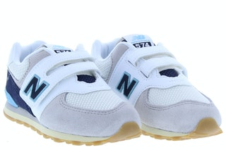 New balance 574 sou white navy 331000062