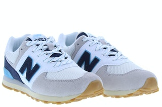 New balance 574 sou white navy 341000006
