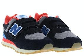 New Balance 574 SOV black Jongensschoenen Klittebandschoenen