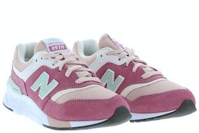 New Balance 997 HAP pink Meisjesschoenen Sneakers