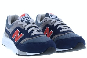 New Balance 997 HAY navy Jongensschoenen Sneakers