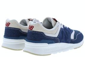 New Balance CM997 HEH navy Herenschoenen Sneakers