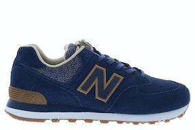 New Balance ML574 SOH navy Herenschoenen Sneakers
