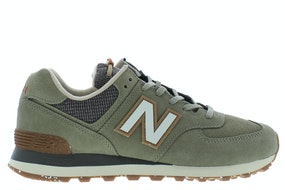 New Balance ML574 SOJ green Herenschoenen Sneakers