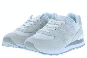 New Balance WL574 EX off white Damesschoenen Sneakers