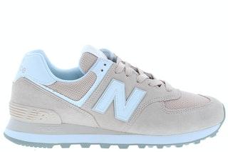 New balance wl574 oab pink white 141740020 01