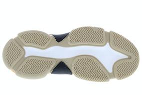 Nikkie chunky sneaker black white Damesschoenen Sneakers