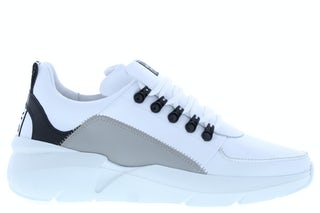 Nubikk Elven royal white multi Herenschoenen Sneakers