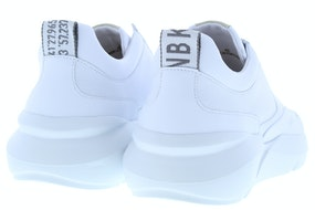 Nubikk Elven tanuki white Herenschoenen Sneakers