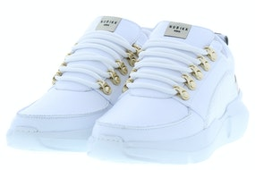 Nubikk Lucy royal white Damesschoenen Sneakers