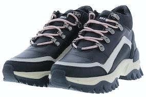 Nubikk Tallis nyka black Damesschoenen Sneakers