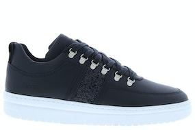 Nubikk Yeye maze glitter black Damesschoenen Sneakers