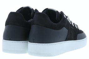 Nubikk Yucca hazel black Herenschoenen Sneakers