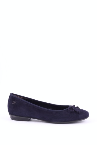 Paul green 3102 429 donkerblauw suede 115310012 01