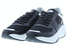 Philippe Mod EZL0 black Damesschoenen Sneakers