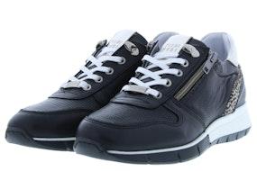 Piedi Nudi 2206 black Damesschoenen Sneakers