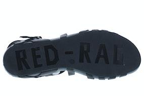 Red Rag 79226 922 black Damesschoenen Sandalen