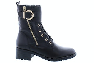 Regarde le Ciel Emily-14 black Damesschoenen Booties