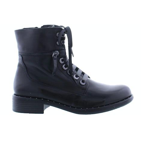 Regarde le Ciel Roxana-04 black Damesschoenen Booties