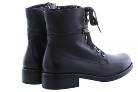 regarde le Roxana-04 black Damesschoenen Booties