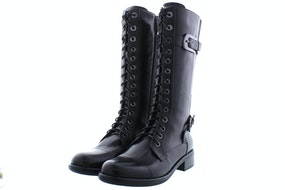 regarde le Roxana-10 black Damesschoenen Laarzen