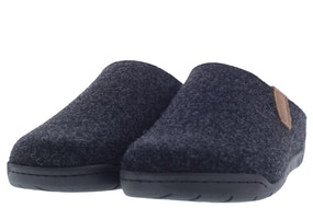 Rohde 6650/82 anthrazit Herenschoenen Slippers