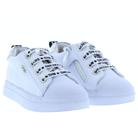ShoesMe SH20S004-D white silver Sneakers Sneakers