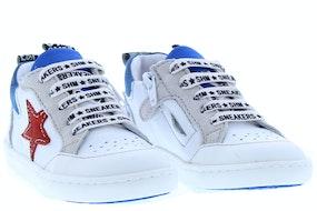 ShoesMe UR20S018-D white Jongensschoenen Sneakers