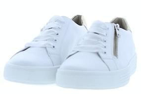 Solidus Hazel 37004 H 10152 weiss or Damesschoenen Sneakers