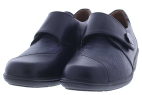 Solidus Hedda 26428 J 00842 schwarz Damesschoenen Klittebandschoenen