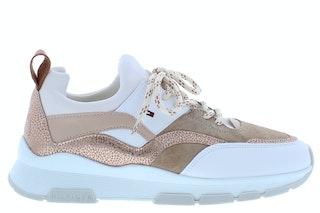 Tommy hilfiger chunky glitter sneaker abr sandrift 141020095 01