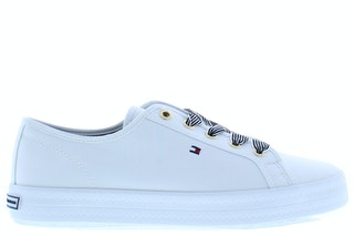 Tommy hilfiger essential nautical sneaker ybs white 141000429 01