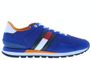 Tommy hill casual tommy jeans sneaker c65 cobalt 242300056 01