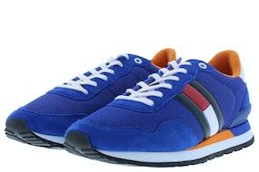 Tommy Hill Casual tommy jeans sneaker C65 cobalt Herenschoenen Sneakers