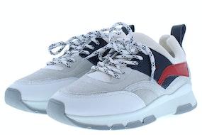 Tommy Hill Chunky glitter sneaker 0KP RWB Damesschoenen Sneakers
