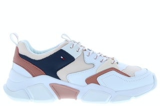 Tommy hill chunky lifestyle sneaker gnq brick rose 141940027 01