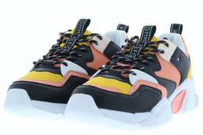 Tommy Hill Chunky lifestyle sneaker sn7 island coral Damesschoenen Sneakers