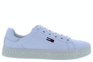 Tommy hill cool tommy jeans sneaker 100 white 141000423 01
