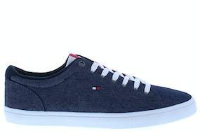 Tommy Hill Essential long lace sneaker dw5 desert sky Herenschoenen Sneakers