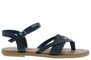 Toms 10015128 black Damesschoenen Sandalen