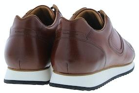 Van Bommel 16224/23 cognac Herenschoenen Sneakers
