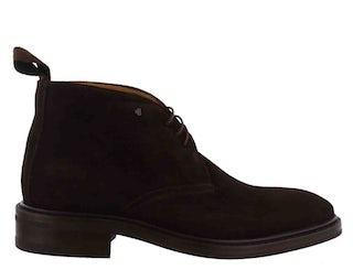 Van Bommel 10161/00 d. brown Herenschoenen Boots
