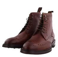Van Bommel 10165/06 cognac Herenschoenen Boots
