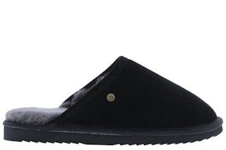 Warmbat Classic 5210 black Herenschoenen Pantoffels