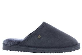 Warmbat Classic 5210 dk grey Herenschoenen Slippers