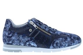 Wolky Yell storm 0252549 800 blue Damesschoenen Sneakers