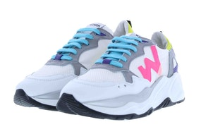 Womsh Futura multicolor 2 Damesschoenen Sneakers