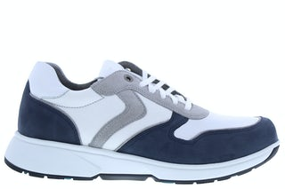 Xsensible Berlin 30402.3 248 navy white Herenschoenen Sneakers