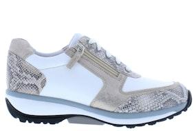 Xsensible Wembley 30103.3 155 white nude Damesschoenen Sneakers